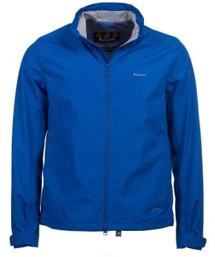Men's Barbour Cooper Waterproof Jacket - True Blue