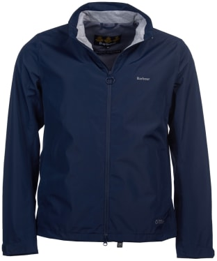 Men's Barbour Cooper Waterproof Jacket - Navy