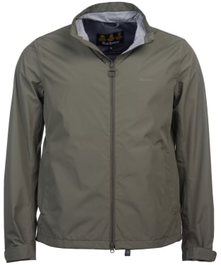 Men's Barbour Cooper Waterproof Jacket - Dusty Olive