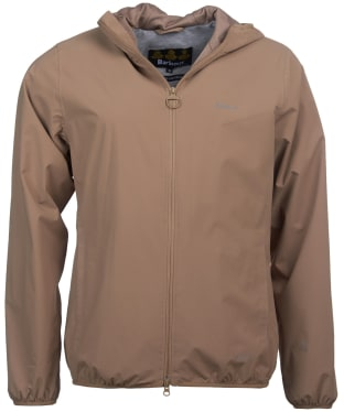 Men's Barbour Bransby Waterproof Jacket - Military Brown