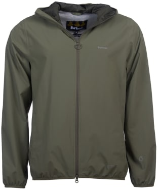 Men's Barbour Bransby Waterproof Jacket - Dusty Olive