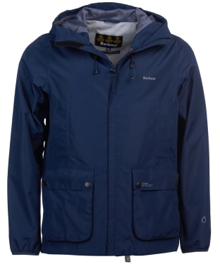 Men's Barbour Bennett Waterproof Jacket - Navy