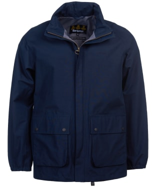 Men's Barbour Stanley Waterproof Jacket - Navy