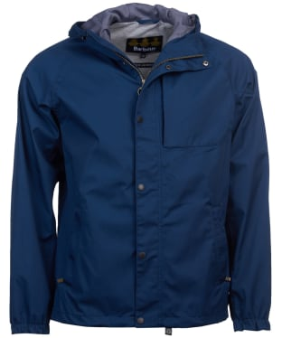 Men's Barbour Reginald Waterproof Jacket - Insignia Blue