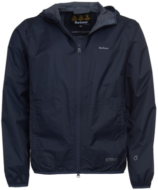 Men's Barbour Grizedale Waterproof Jacket - Navy