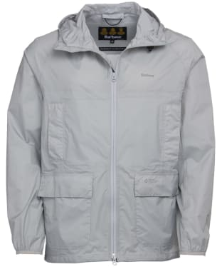 Men's Barbour Ashdown Waterproof Packaway Jacket - Mist