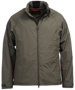 Men's Barbour Seldo Waterproof Jacket - Light Moss