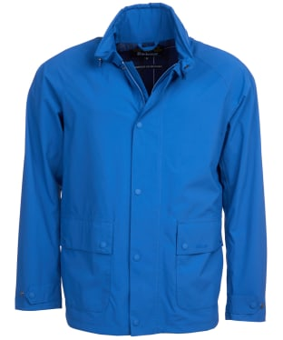 Men's Barbour Sorrel Waterproof Jacket - North Sea Blue