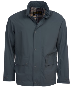 Men's Barbour Sorrel Waterproof Jacket - Charcoal