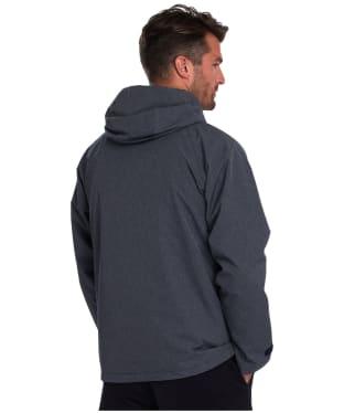 Men's Barbour Pablo Waterproof Jacket - Navy Melange