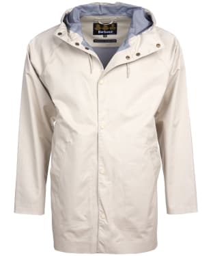 Men's Barbour Bobet Waterproof Jacket - Mist