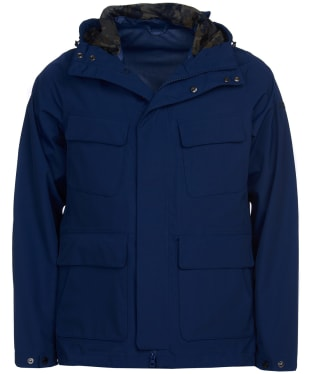 Men's Barbour International Holborn Jacket - Regal Blue