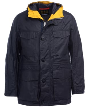 Men's Barbour Nolan Waxed Jacket