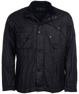 Men's Barbour International Audio Waxed Jacket