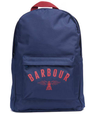 Barbour Hartland Backpack - Navy
