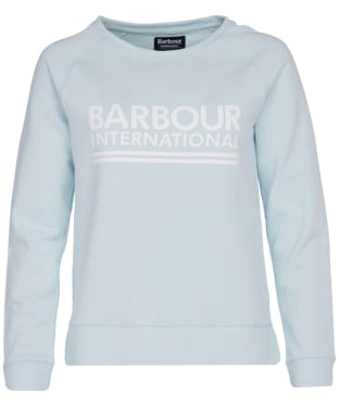 Women's Barbour International Arena Overlayer - Opal