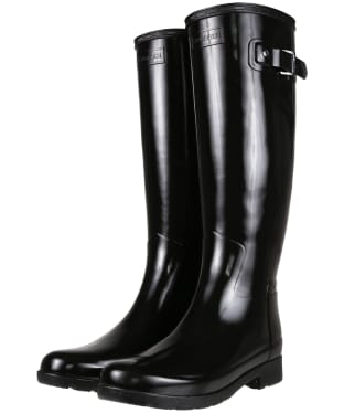 Women's Hunter Original Refined Gloss Wellington Boots