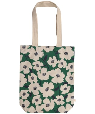 Women's Seasalt Canvas Shopper - Mallow Stems Copse