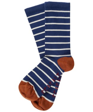 Women's Seasalt Sailor Socks - Breton Longboat