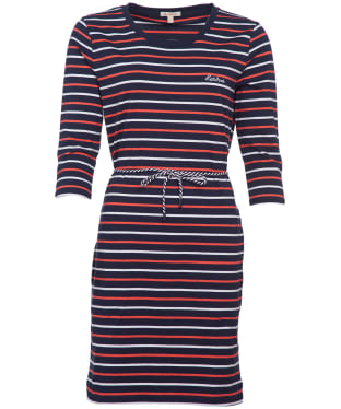 Women's Barbour Applecross Dress - Navy