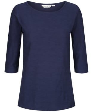 Women's Lily & Me Monica Top - Navy