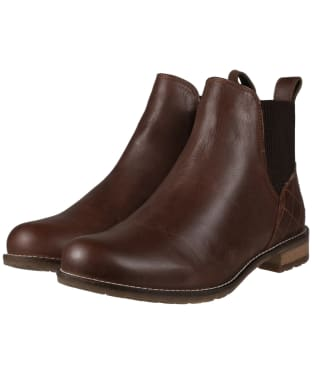 Women's Barbour Hope Chelsea Boots - Wine