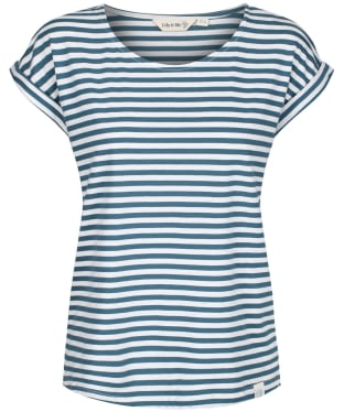 Women's Lily & Me Weekend Tee - Teal