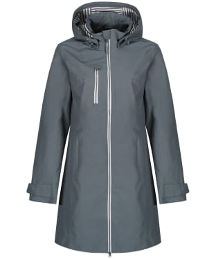 Women's Seasalt Coverack Coat - Nickel