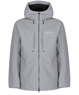 Men's Didriksons Ove Waterproof Jacket - Stone Grey