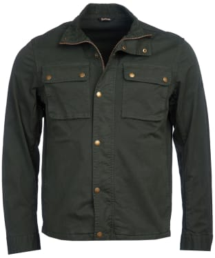 Men's Barbour International Gresham Casual Jacket - Sage
