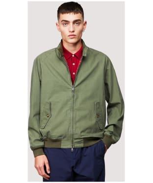 Men's Baracuta G9 Peyton Place Jacket - Army
