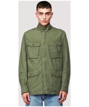 Men's Baracuta Iconic Wash Field Jacket - Army