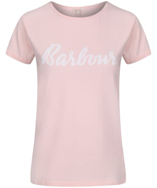 Women's Barbour Rebecca T-Shirt - Pale Coral