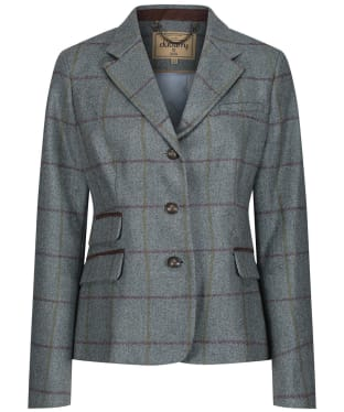Women's Dubarry Fitted Tweed Buttercup Jacket - Sorrel