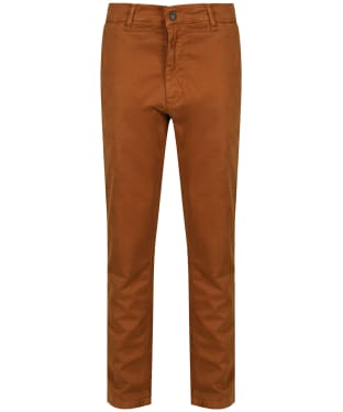 Men's Alan Paine Bamforth Chino Trousers 32 Leg - Tobacco