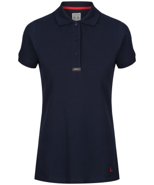Women's Musto Pique Polo Shirt - True Navy