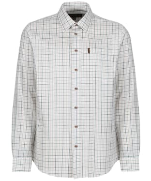 Men's Musto Classic Twill Shirt - Oban Reed