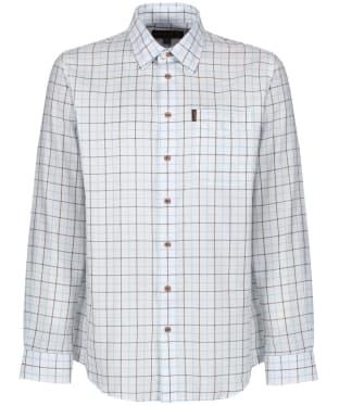 Men's Musto Classic Twill Shirt - Rutmoor Blue