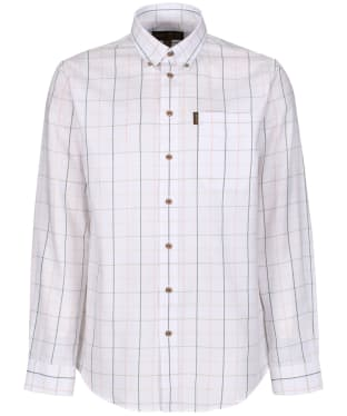 Men's Musto Classic Button Down Check Shirt - Wimbourne Field