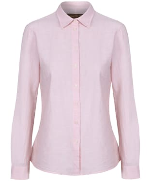 Women's Musto Country Linen Shirt - Hush