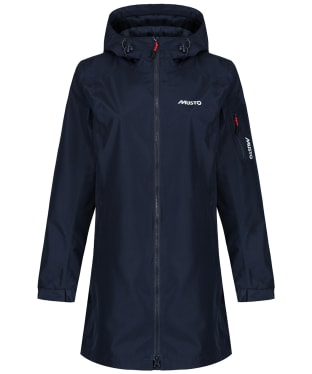 Women's Musto Sardinia Rain Jacket - Navy