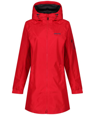 Women's Musto Sardinia Rain Jacket - Red