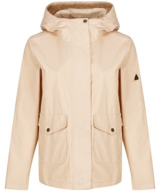 Women's Barbour Dip Showerproof Jacket - Sand Dune