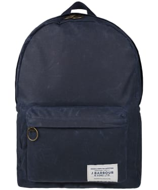 Barbour Eadan Backpack - Ink Blue