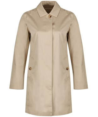 Women's GANT Tech Prep Rain Mac Coat - Dry Sand
