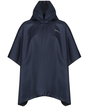 Barbour Showerproof Poncho - Navy