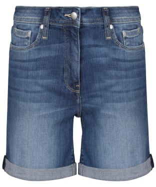 Women's Barbour Denim Shorts - Authentic Wash