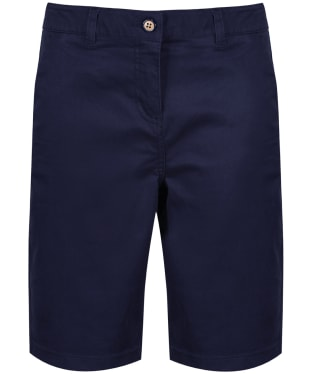 Women's Joules Cruiselong Chino Shorts - French Navy