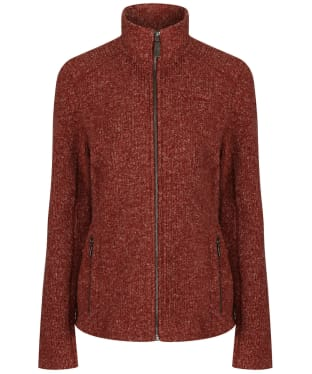 Women's Schoffel Rosedale Fleece - Russet Brown