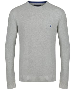 Men's Joules Redmond Sweater - Grey Marl